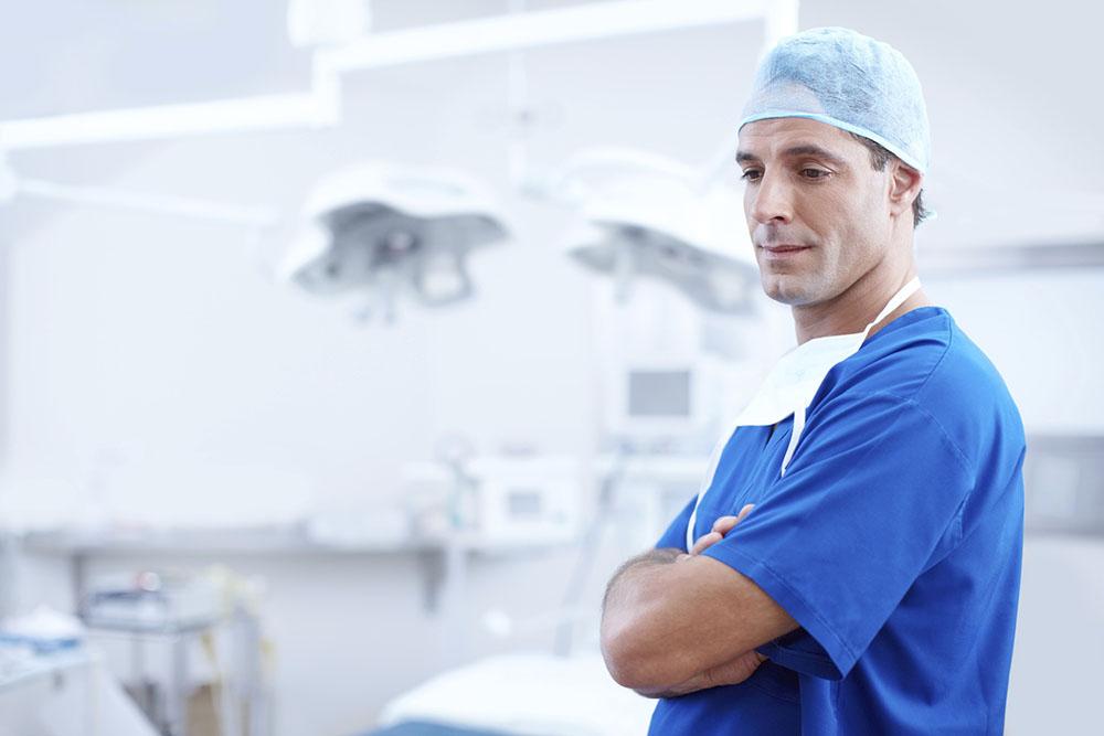 外国人のドクター