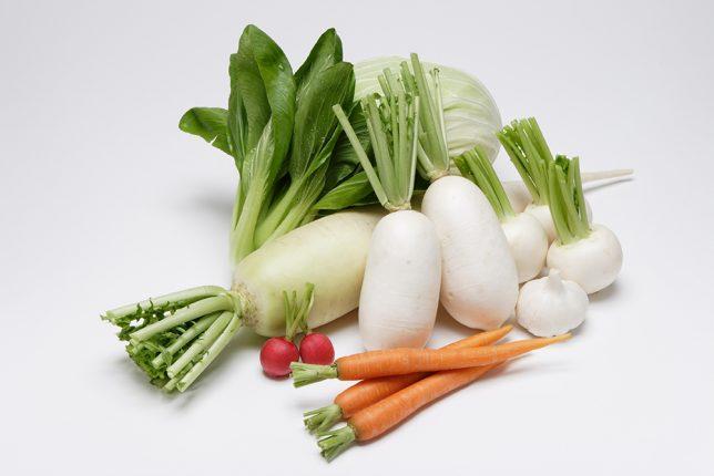 モリンガと野菜